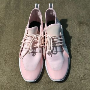 Steve Madden Men's Light Pink Sneakers